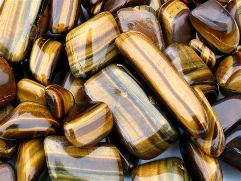 Gemstone of the Day: Tiger?s Eye   energymuse
