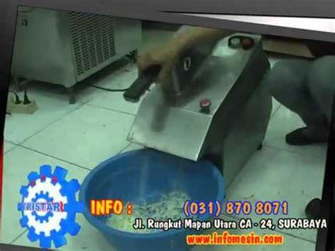 Alat Pemotong Bawang Dadu mesin pemotong ubi buah sayur bentuk kotak dadu