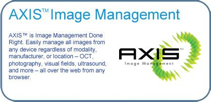 axis management axis image management