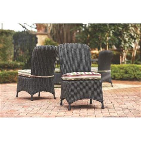 martha stewart lake adela patio furniture martha stewart living lake adela charcoal gray patio