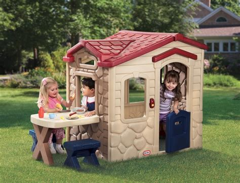 Home Play by Picnic On The Patio Playhouse Provencal