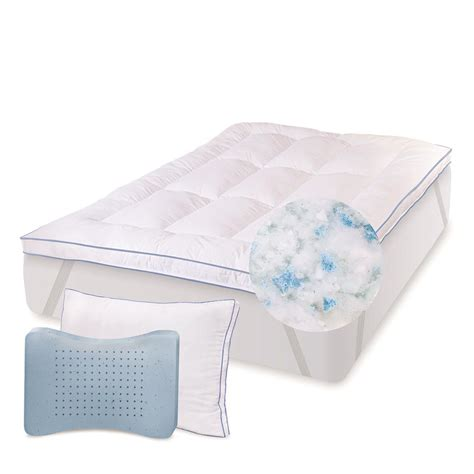 Memory Foam Pillow Smells by Sensorpedic Memoryloft Deluxe Topper With Matching