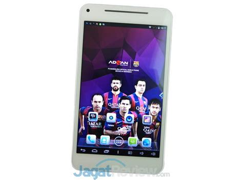 Tablet Barca review advan barca tab tablet android octa untuk fans fc barcelona jagat review