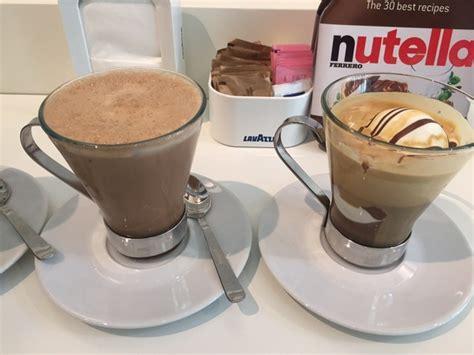 membuat es krim nutella cara membuat es kopi nutella spesial nikmat dan segar