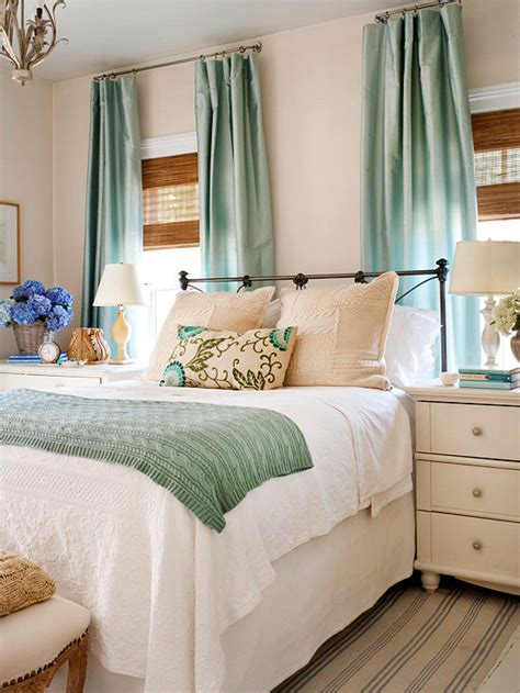 how to decorate a small bedroom better homes gardens