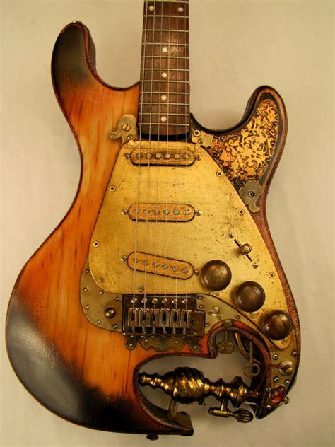 Handmade Electric Guitars For Sale - aladdincaster guitar tony cochran custom electric guitars