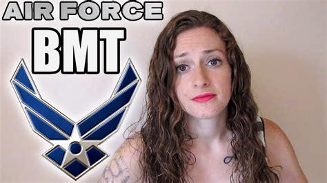 air force female hair tips air force bmt rundown youtube