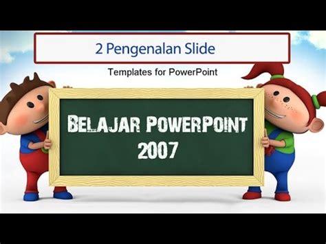membuat powerpoint yang indah tutorial powerpoint video 2 membuat slide yang indah dan