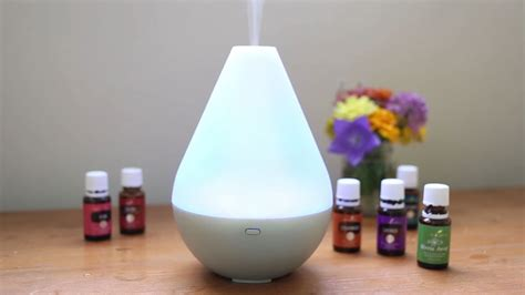 essential oil diffuser dec