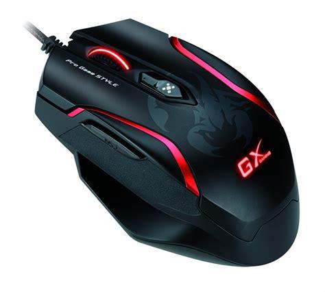 Mouse Gaming Genius Gx genius gx gaming maurus x mouse review gamingshogun