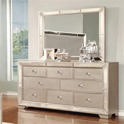 bedroom dresser mirror lifestyle glitzy 7 drawer dresser and mirror set royal furniture dresser mirror