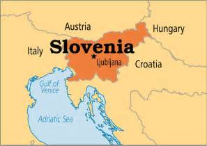Where Is Slovenia On The World Map by Slovenia Map Fotolip Com Rich Image And Wallpaper