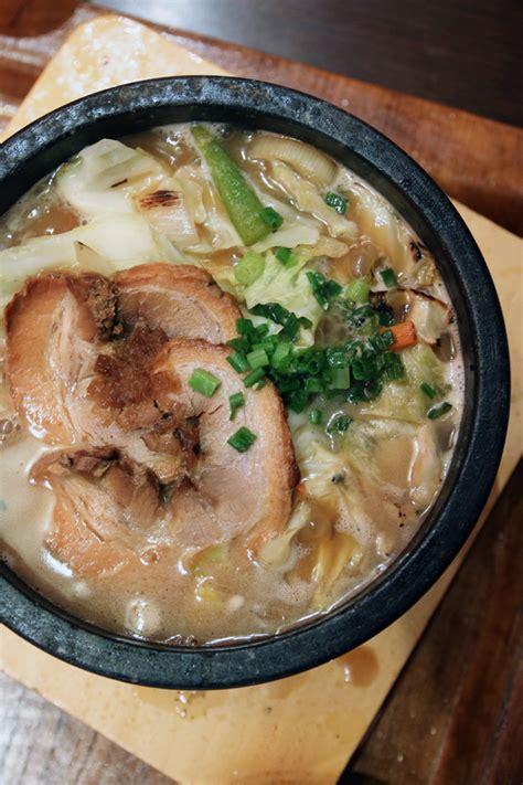 Kazan Ramen tonkotsu kazan ramen tasty ramen in bangkok