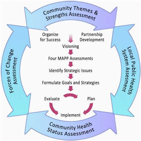 community assessment model pictures to pin on pinterest