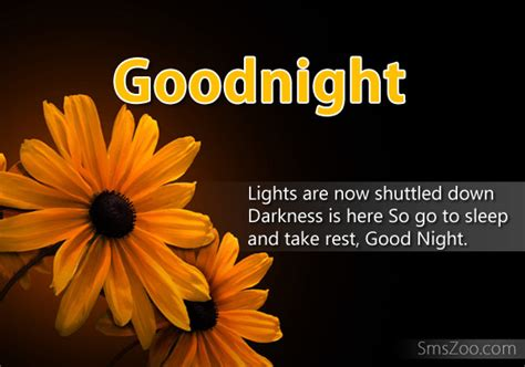 good night message for someone special for him goodnight wishes for him greetings