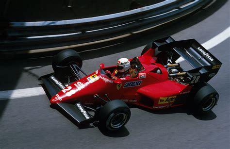 Ferrari F1 History by Rene Arnoux Detroit 1984 By F1 History On Deviantart