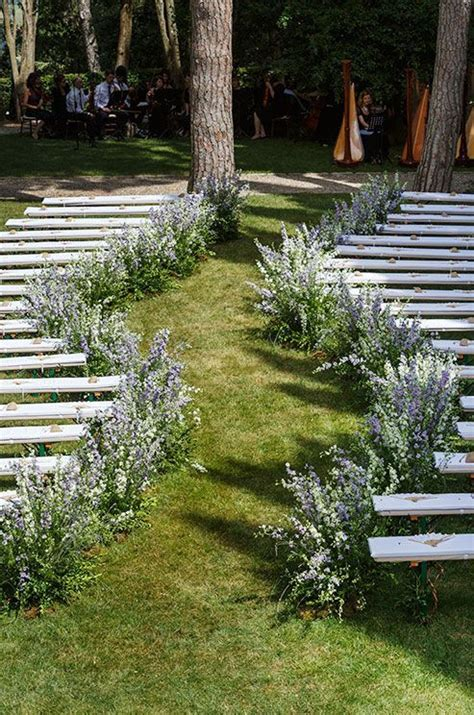 Wedding Aisle Lined With Flowers by 511 Best Aisle Flowers Images On Weddings