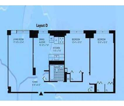 spring creek towers floor plan 2 beds spring creek towers 1255 pennsylvania avenue