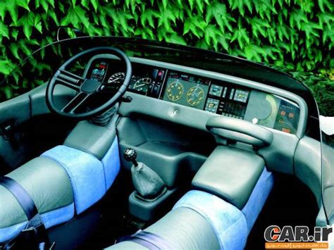 Ugliest Car Interiors by
