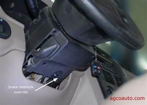 Brake Override System Failure 2015 Highlander Shifter Stuck In Park Interlock Solenoid Ford Focus 2016
