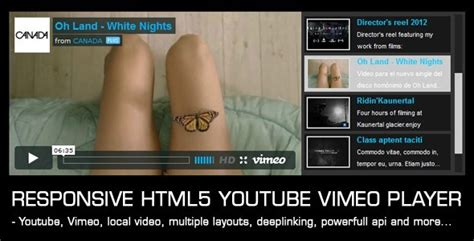 download youtube html5 video player responsive video gallery html5 youtube vimeo codecanyon