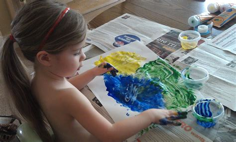 finger painting for toddlers finger painting woo jr activities