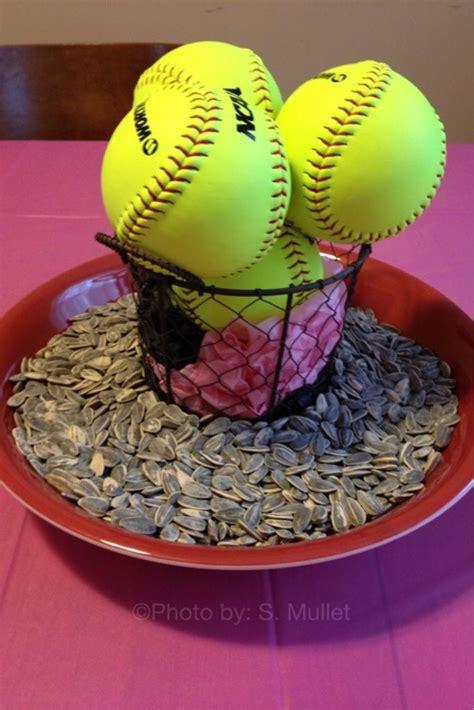 top 25 best softball decorations ideas on