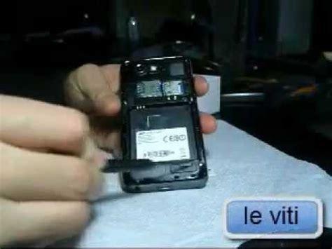 Flipcaseflipcover Samsung S Advance 1 come smontare un samsung galaxy s advance i9070 in meno di 5 minuti