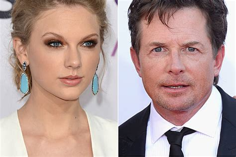michael j fox taylor swift michael j fox disses taylor swift warns her to stay away