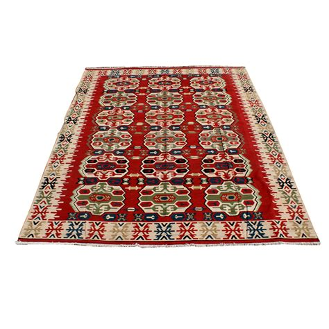 indian rugs ebay 7ft x 10ft knotted indian rug 70 mr11162 ebay