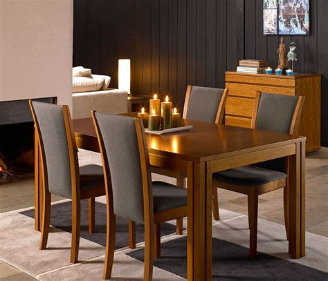 wharfside long dining table ai danish wood dining