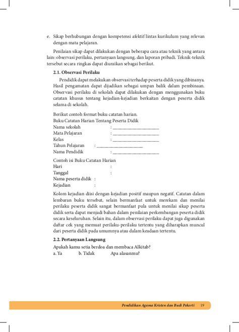 format buku observasi contoh laporan hasil observasi buku contoh isi laporan