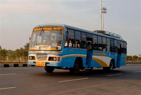 indian government bus