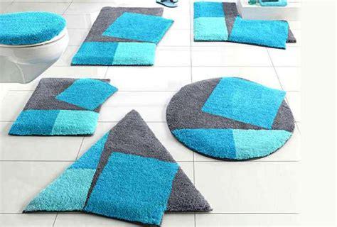 badezimmerteppich modern badezimmer teppich 80x150 design