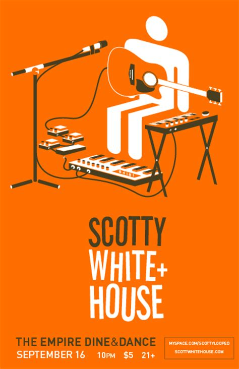 scotty whitehouse  posters scott whitehouse graphic