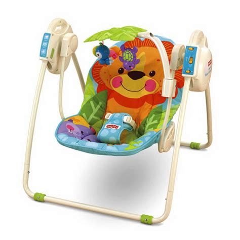 fisher price mobile swing cute and colorful baby swings stylish eve