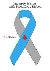 diabetes color diabetes ribbon color neiltortorella