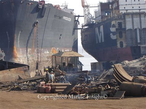 ark boat mumbai the role of a cash buyer in ship recycling