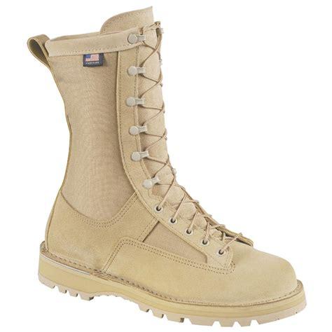 danner combat boots s danner 174 10 quot fort lewis light boots