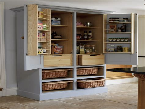 free standing kitchen furniture sliding storage racks wood free standing kitchen pantry