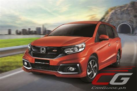 honda cars philippines honda cars philippines rolls out redesigned mobilio for