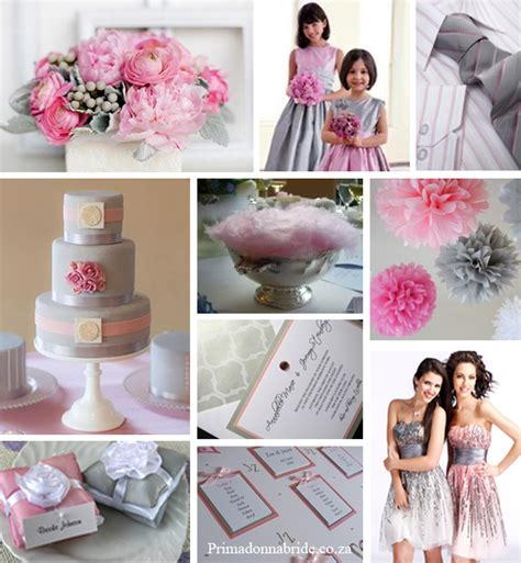 grey pink wedding theme i my i you theme color