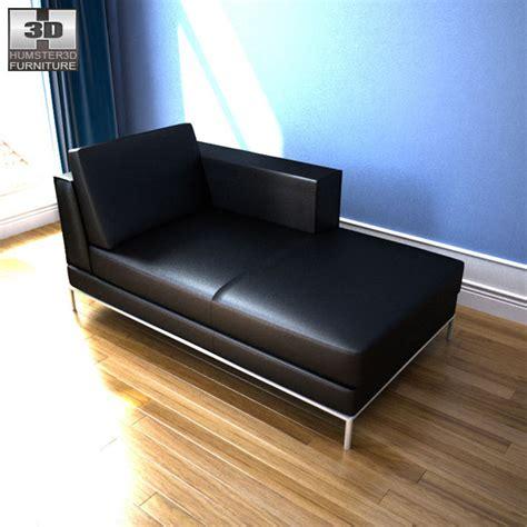 ikea sofa arild ikea arild chaise longue 3d model hum3d