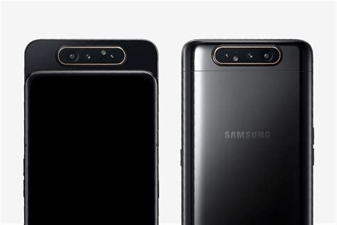 Samsung Galaxy A80 Price In Japan by Samsung Galaxy A80 Smartphone Hiconsumption