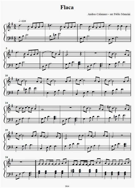descargar pdf i love you through and through te quiero yo te quiero libro de texto partitura piano flaca andres calamaro descargar pdf aqui musica partituras