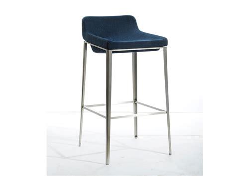 adhil blue fabric bar stool las vegas furniture store