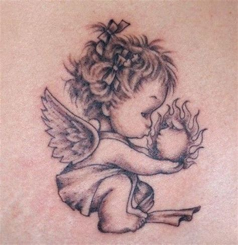 tattoo angel with baby baby dragon tattoos baby angel tattoo pictures at the