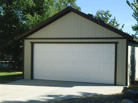 Price Garage Doors Utah Detached Garage Builder Utah Wright S Shed Co