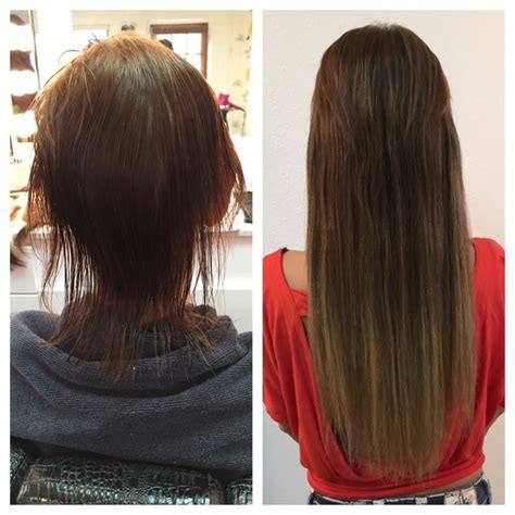 Thin Hair After Extensions | 21 best images about hair extensions on pinterest to