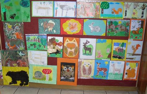 doodle 4 konkurs plastyczny leśne zwierzęta w oczach przedszkolak 243 w aktualności
